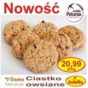 Ciastko owsiane